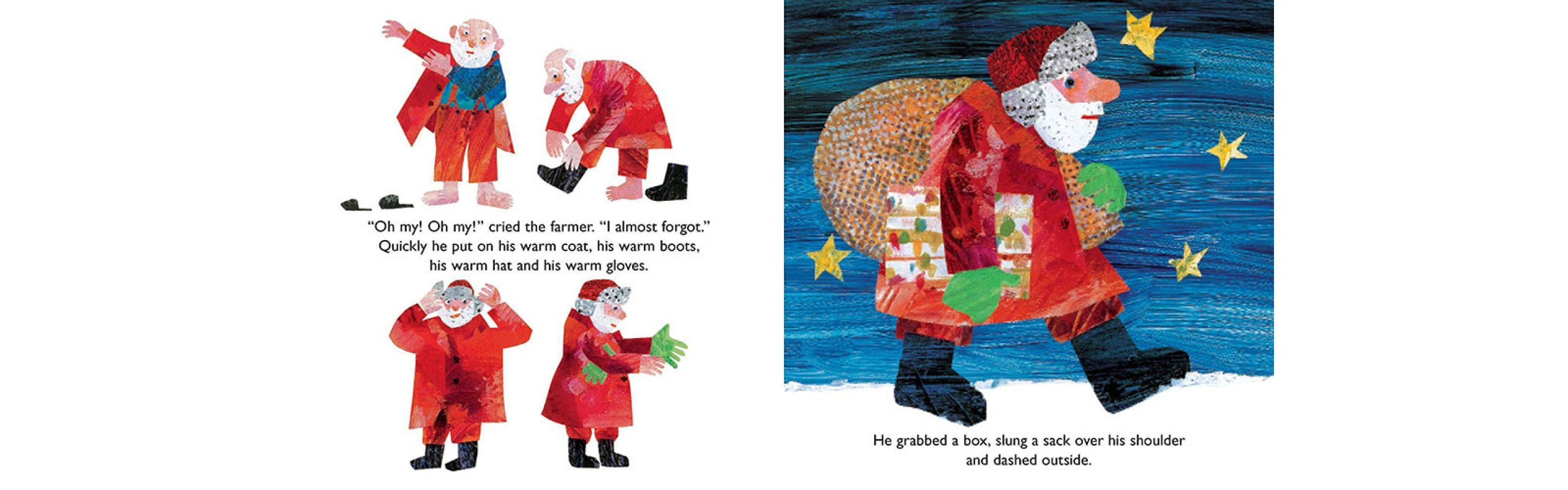 It's Storytime! Dream Snow by Eric Carle