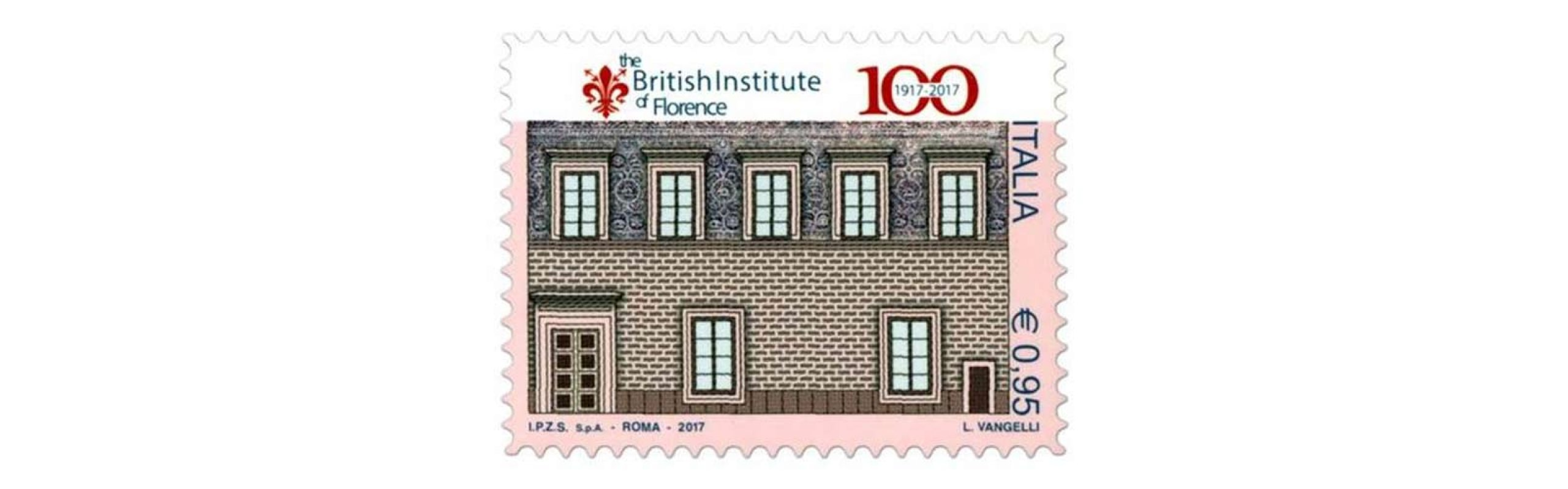 A stamp for our centenary