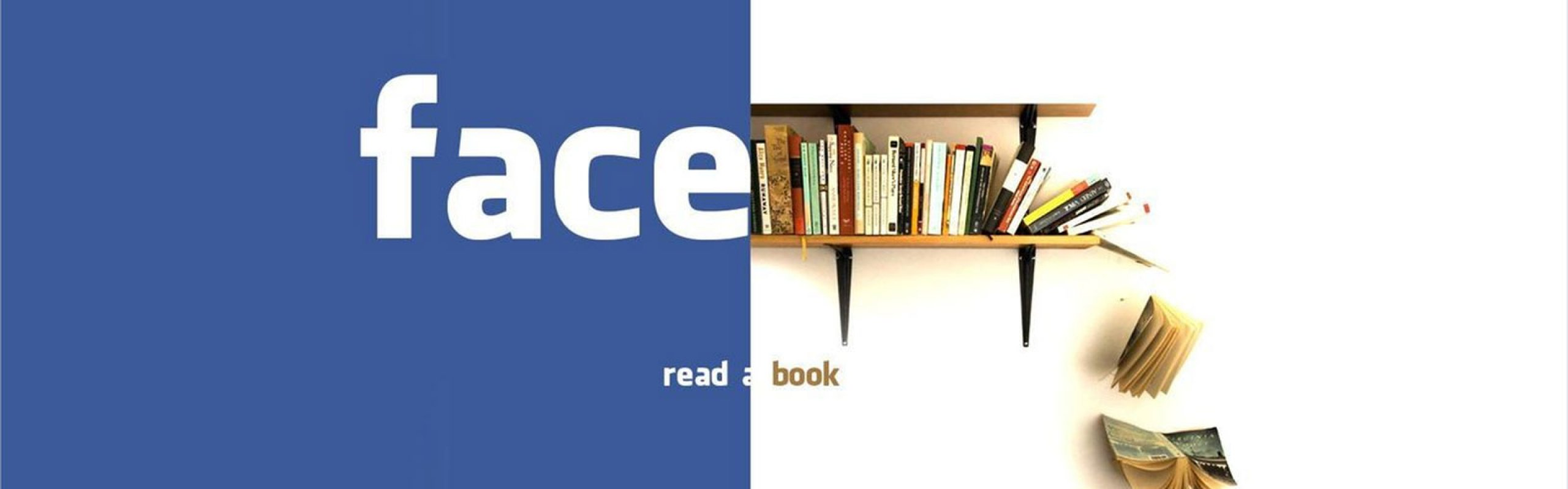 The magic of books or the magic of Facebook?