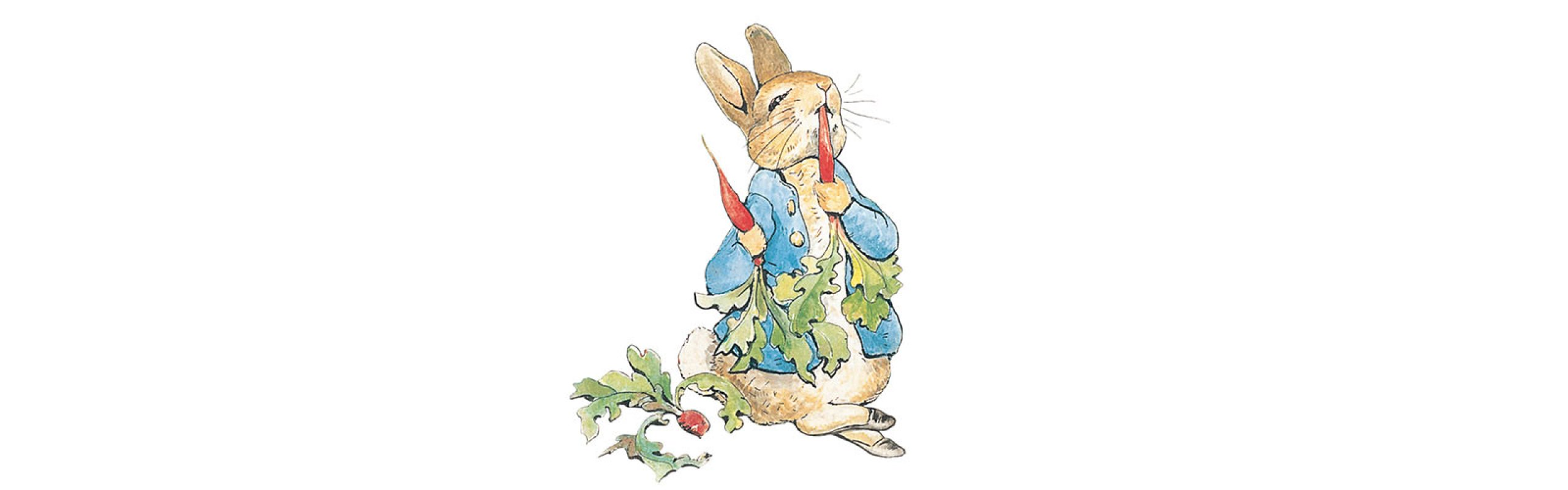 It's Storytime! The Tale of Peter Rabbit