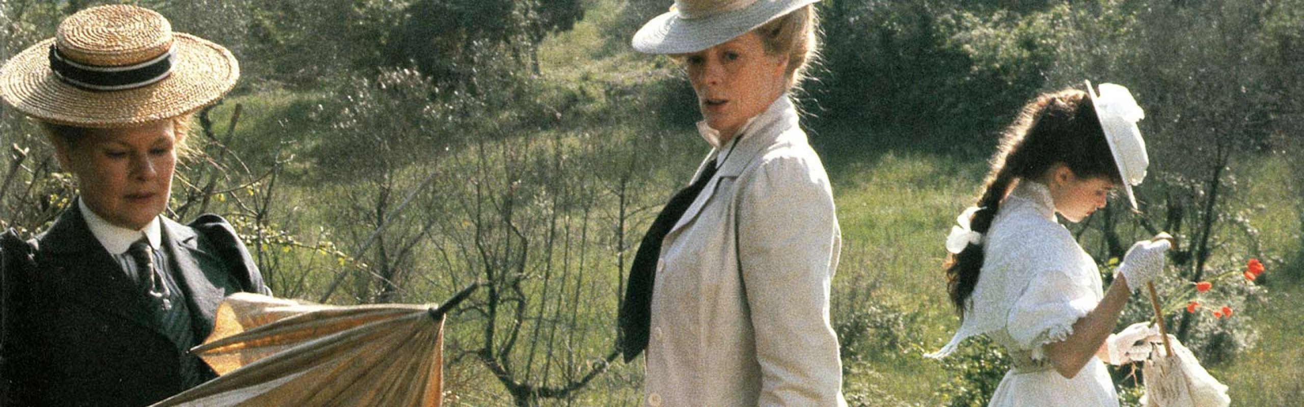 Rooms and Views: filming in Florence with Merchant Ivory