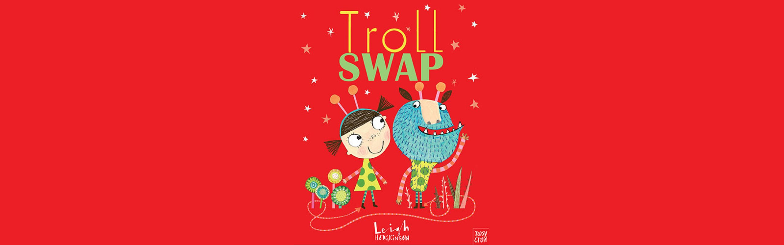 It's Storytime! TROLL SWAP di Leigh Hodgkinson