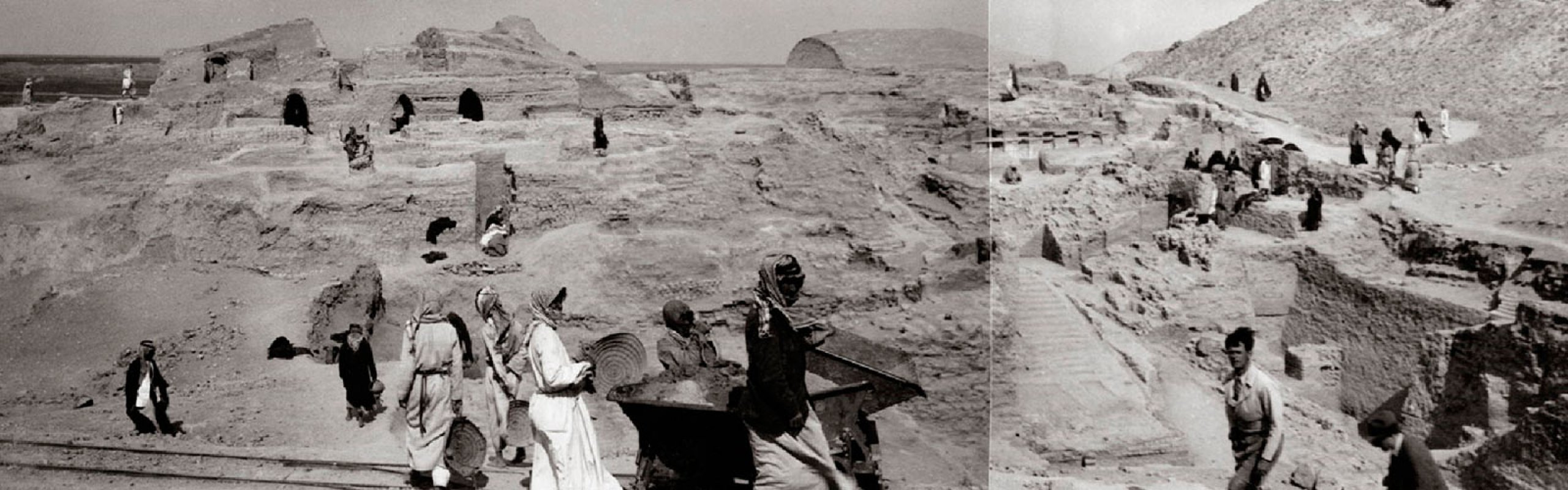 Egypt and Mesopotamia in John Alfred Spranger's 1929-1936 photo reportages