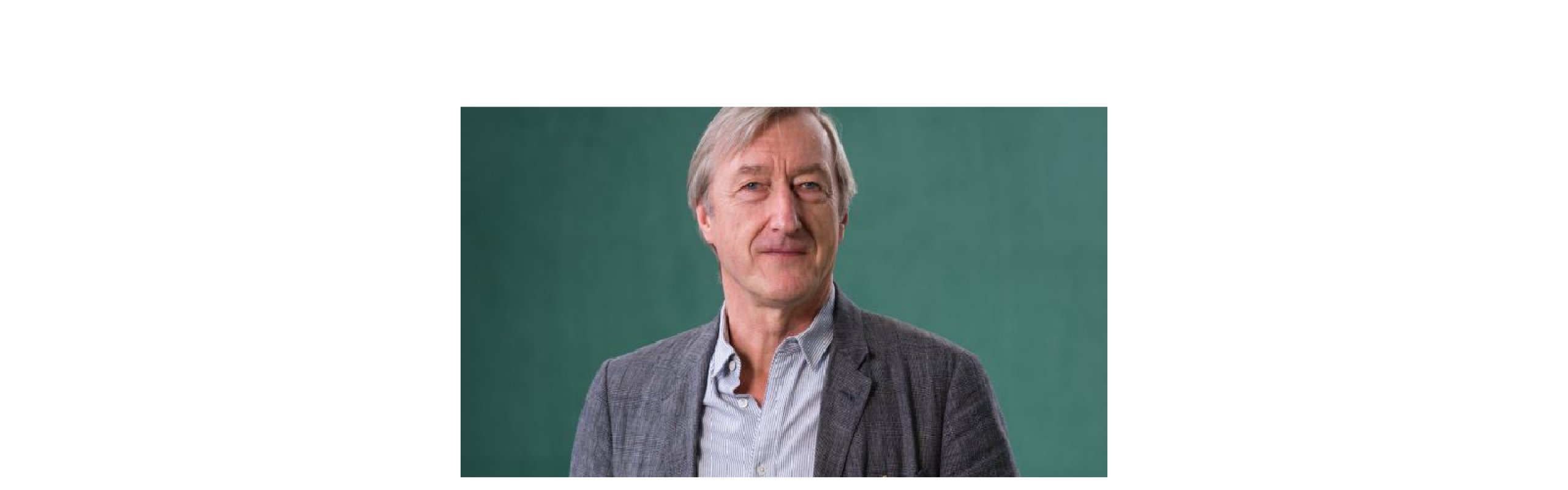 Book signing with Julian Barnes