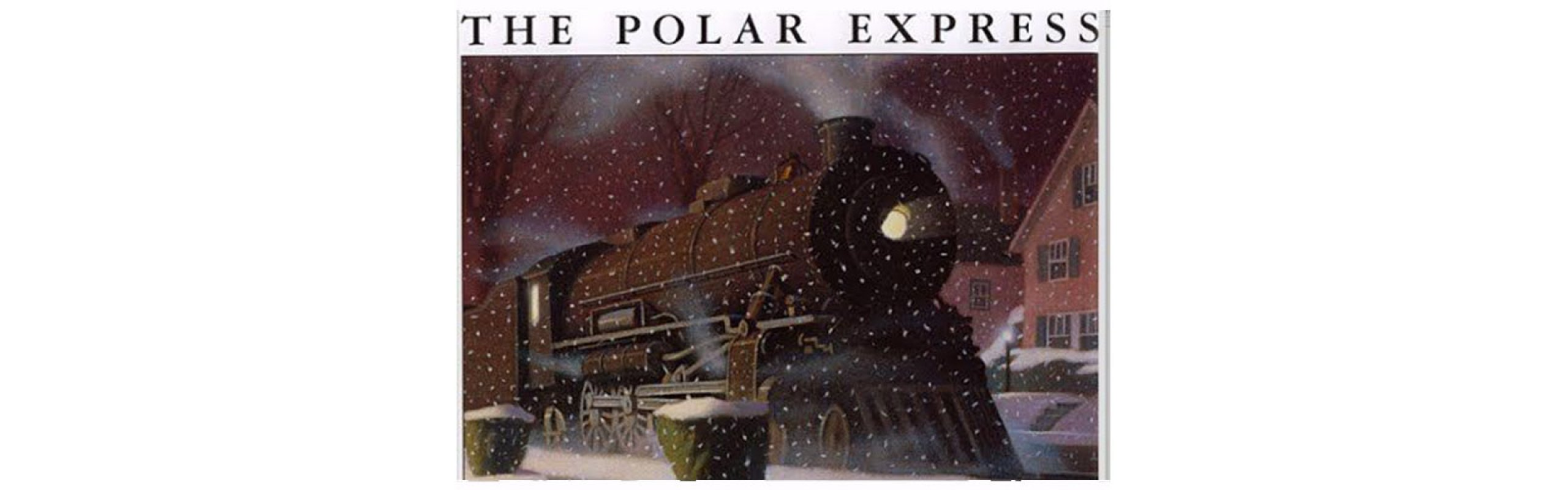 It's Storytime! The Polar Express by Chris Van Allsburg
